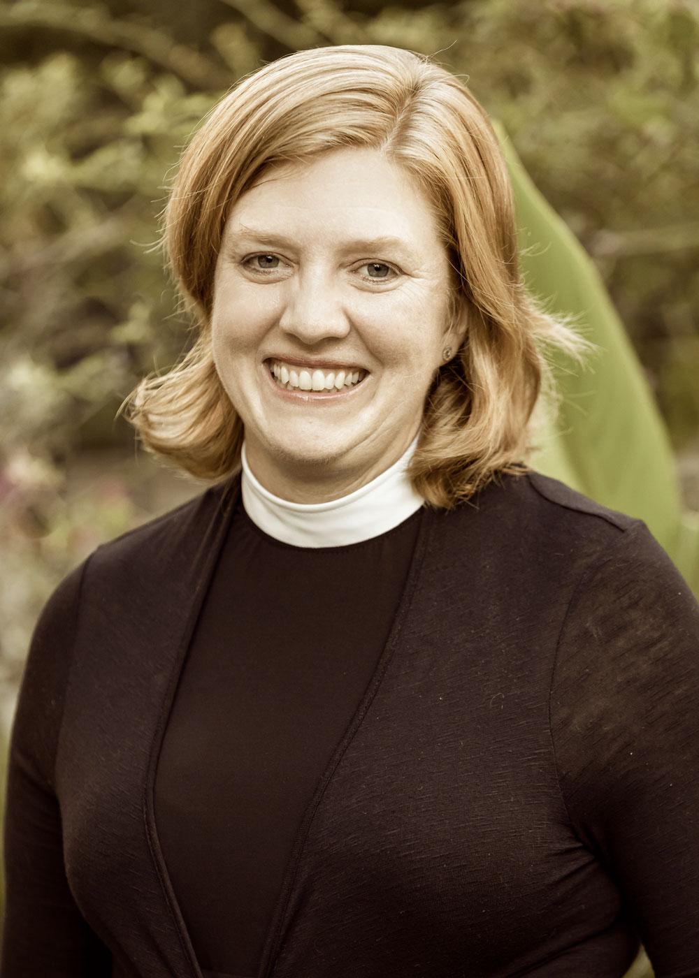 The Reverend Courtney Davis-Shoemaker
