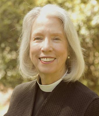 The Reverend Ann Broomell