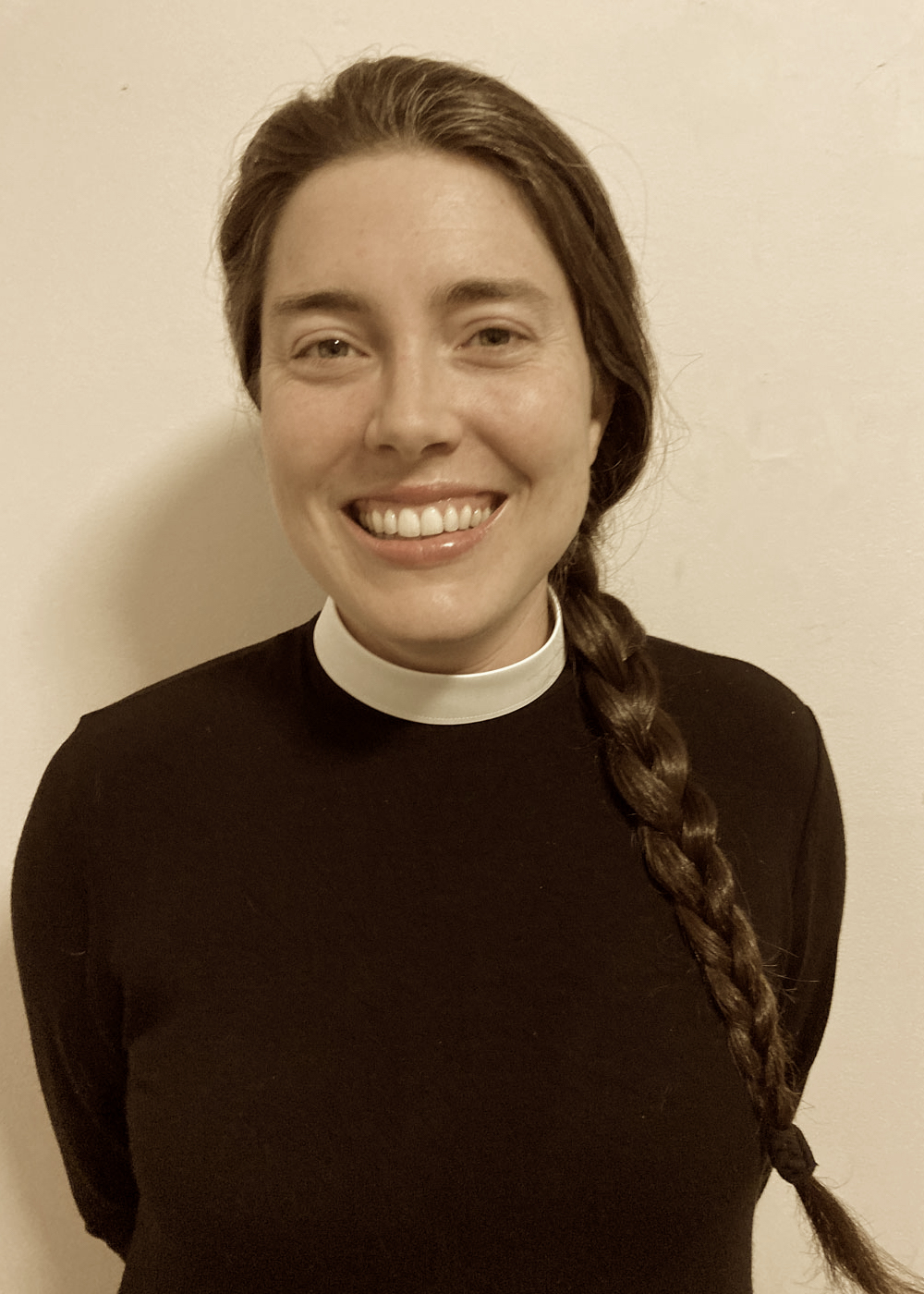 The Reverend Laura Rezac