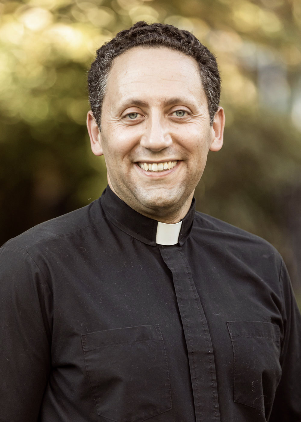 The Reverend Dr. Adam J. Shoemaker