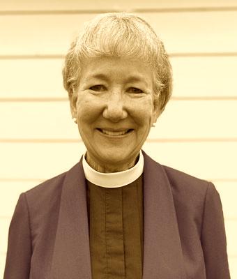 The Reverend Elsa Mintz